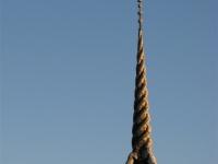 Toren van de beurs (gevormd door 3 draken)