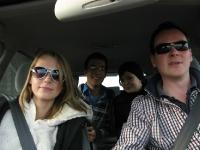roadtrip naar Malmö