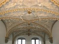 Frederiksborg Slot - 1 van de vele prachtige plafonds