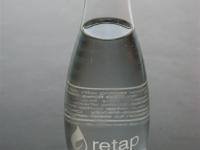 Retap fles