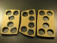 Tray (model 1, 2 en 3)