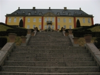 Ledreborg kasteel in Lejre
