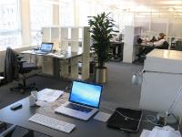 Nieuw kantoor, Retap\'s plek