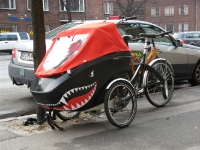 Coole bakfiets - Sweet ride
